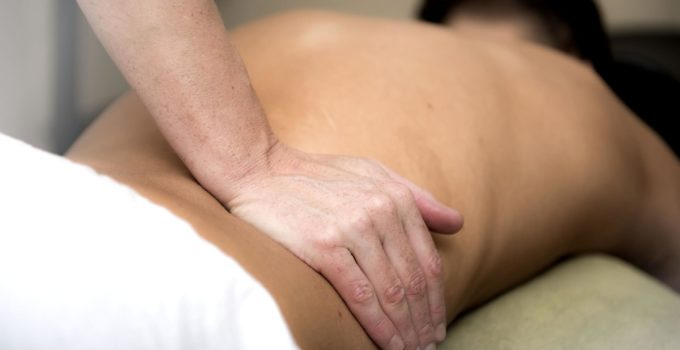 massage tips for lower back pain